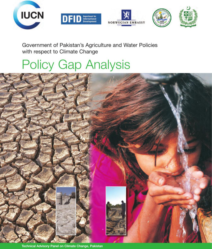 Example Sustainable Infrastructure Policy Gap Analysis