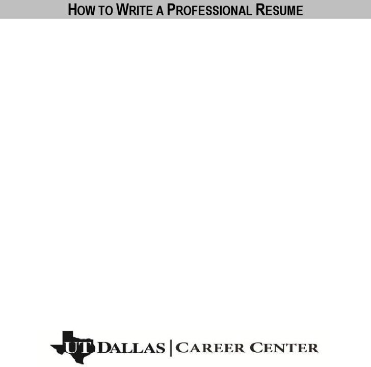 Experience Proof Reader Resume