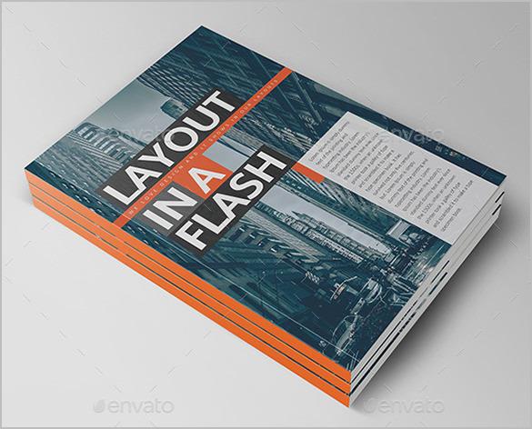 Fabulous Clean Google Brochure Template-$10