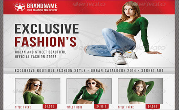 Fashion Product Flyer 38