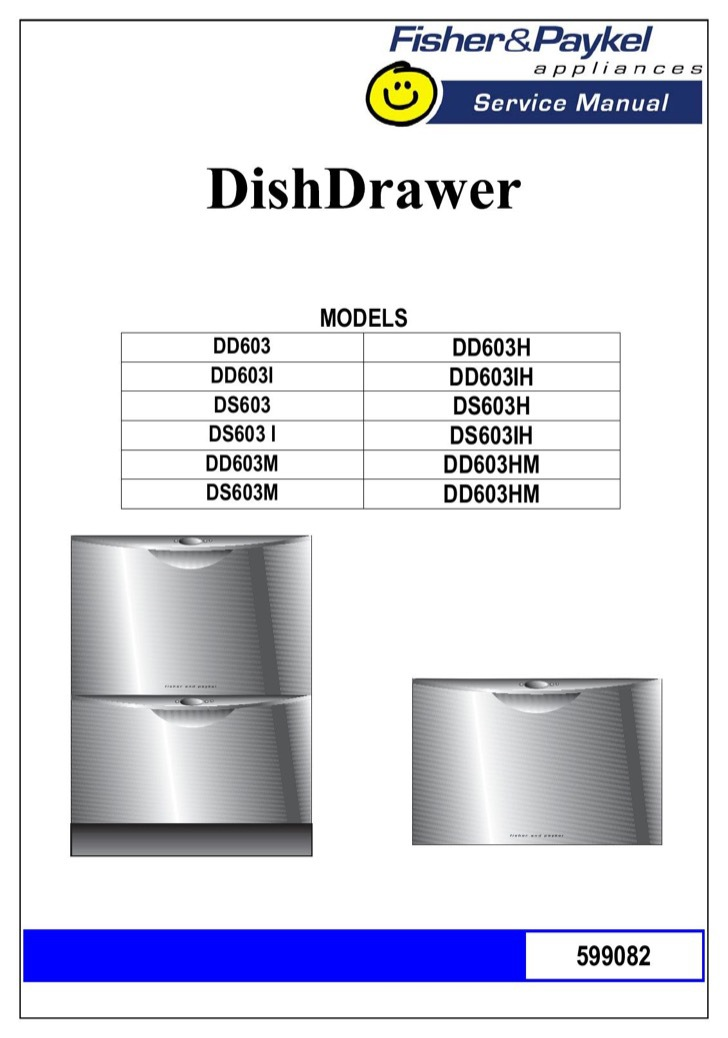 Fisher & Paykel Service Manual Sample