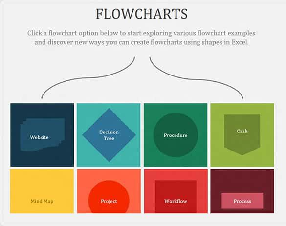 30  flow chart templates free download