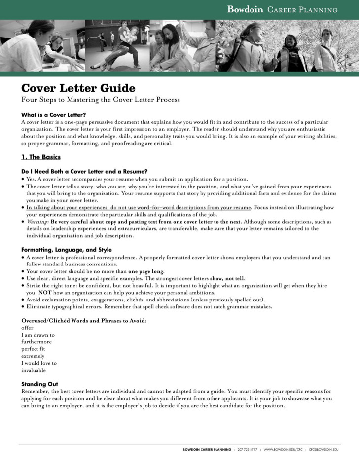 Format Of A Cover Letter Pdf Download For Free