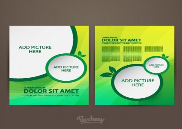 Free Download Advertising Brochure