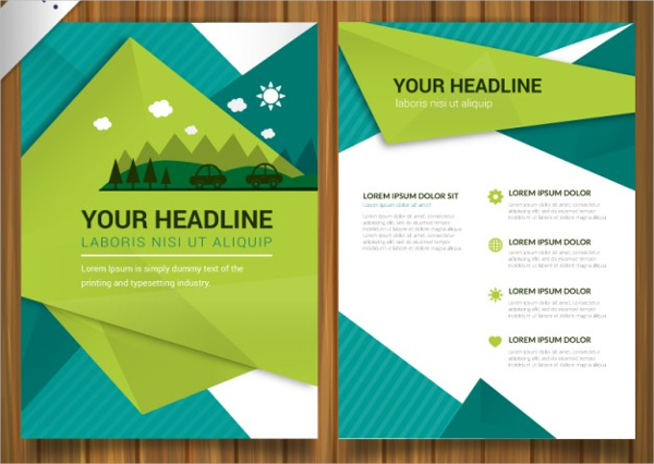 Free Download Brochure Template