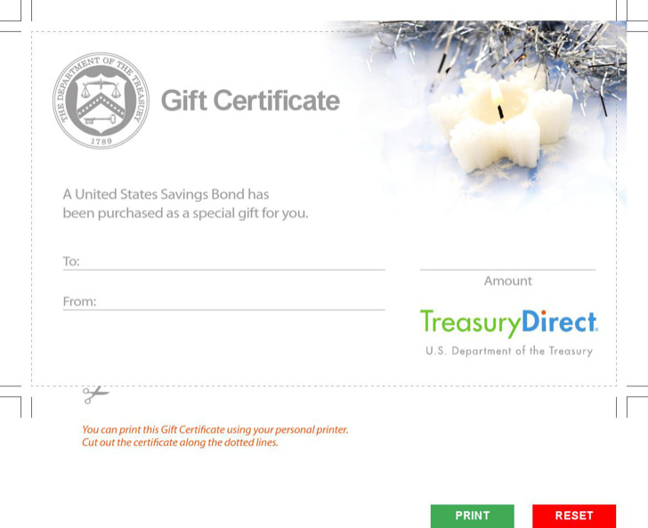 20 Holiday Gift Certificate Templates Free Download