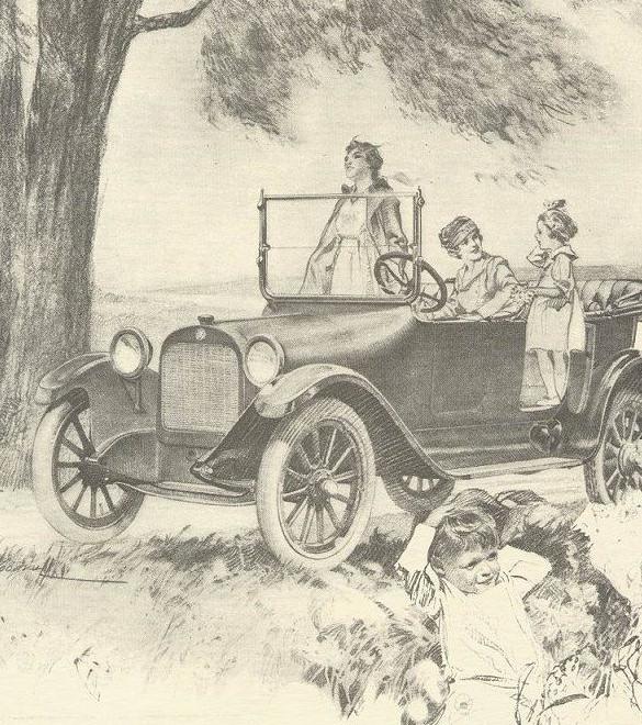 Free Old Car Brochure Download