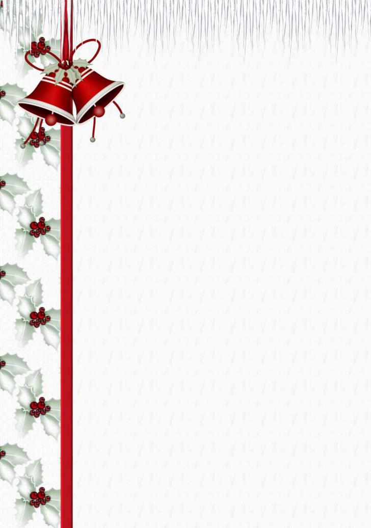 It is a picture of Lively Free Printable Christmas Stationery