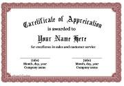 Free Word Format Baptism Certificate Template