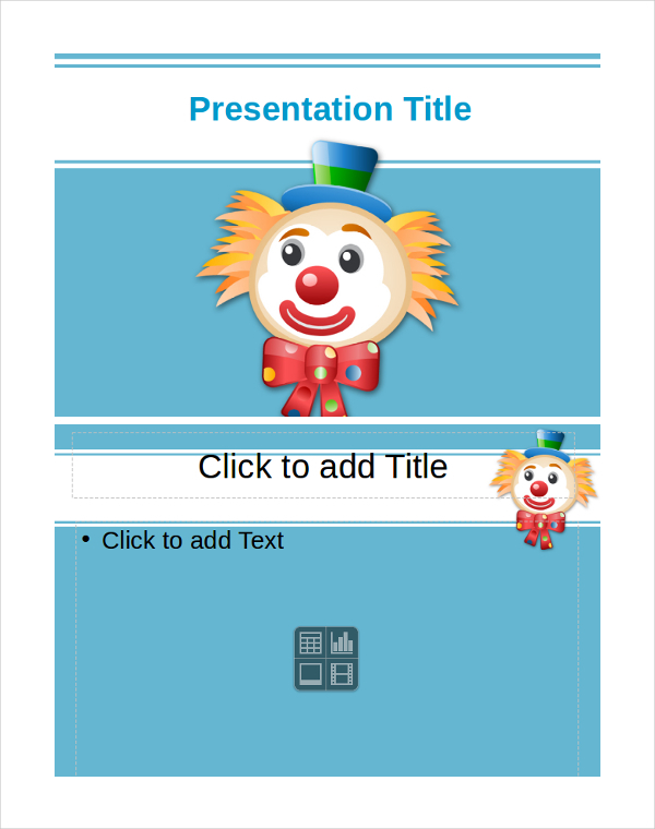 Fun Powerpoint Template