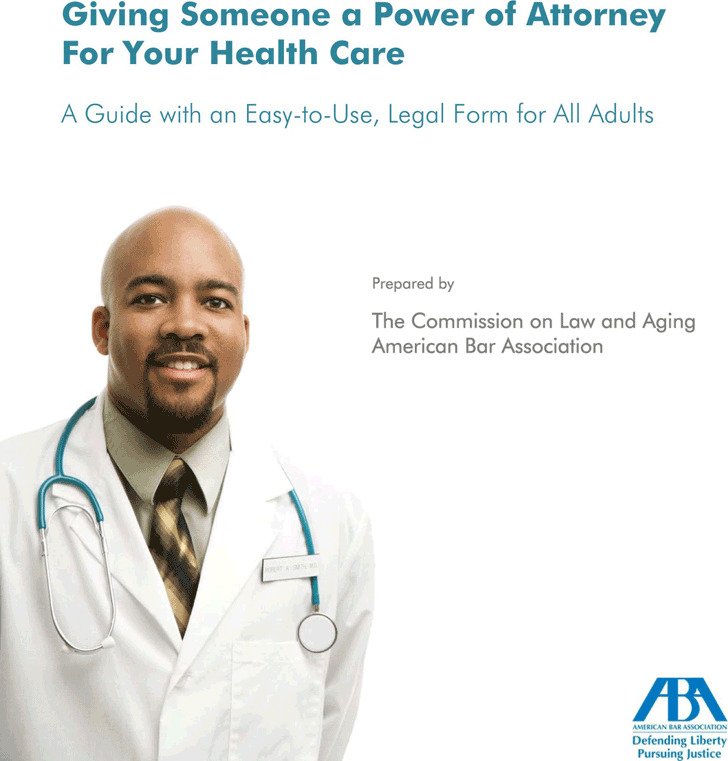 General Medical Power of Attorney Form 1