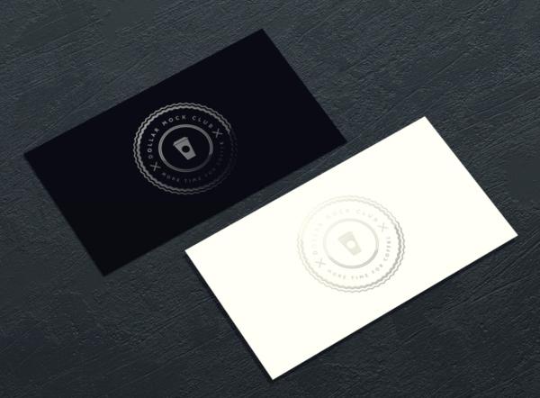 Gloss Fx Spot Uv Business Card