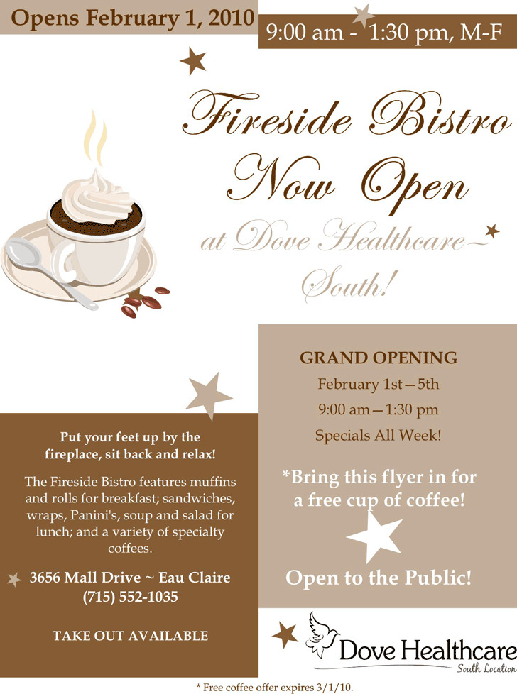 Grand Opening Flyer 3