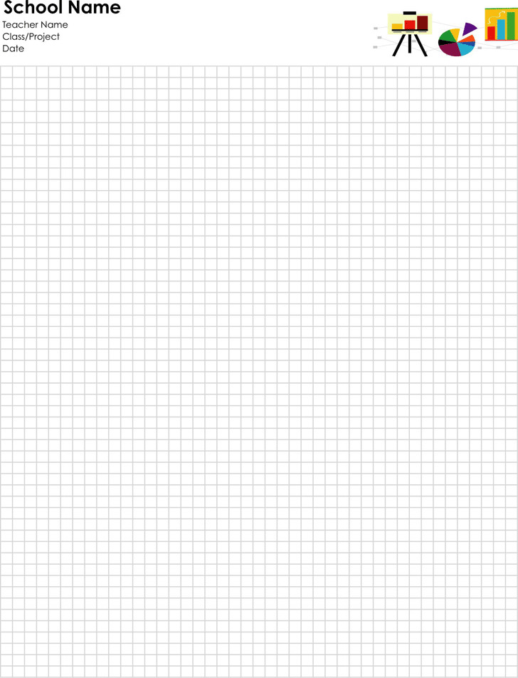 Graph Paper Template 1