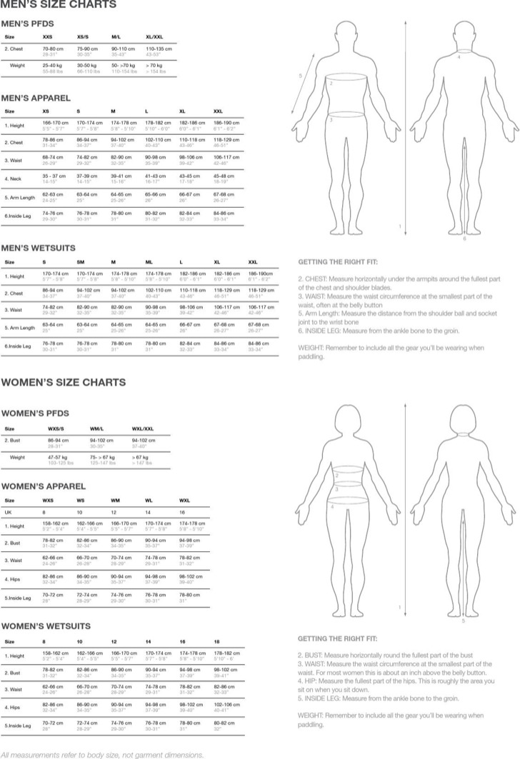 Height And Weight Size Chart For Men Example