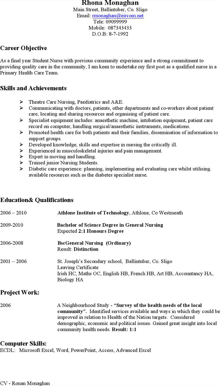 3  housekeeping resume templates free download