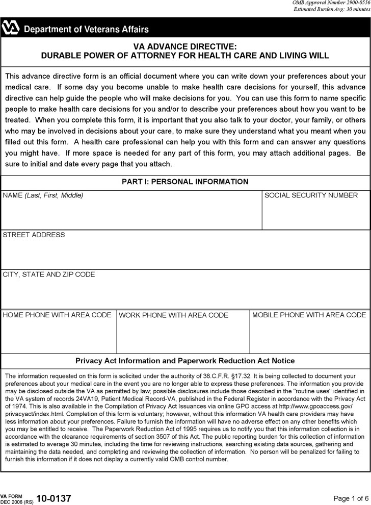 6 Idaho Power Of Attorney Form Free Download