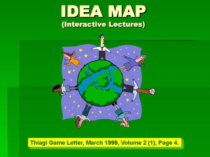 Idea Map Sample Game