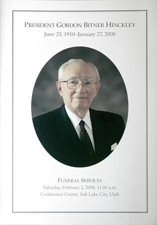 Ids Funeral Program Template