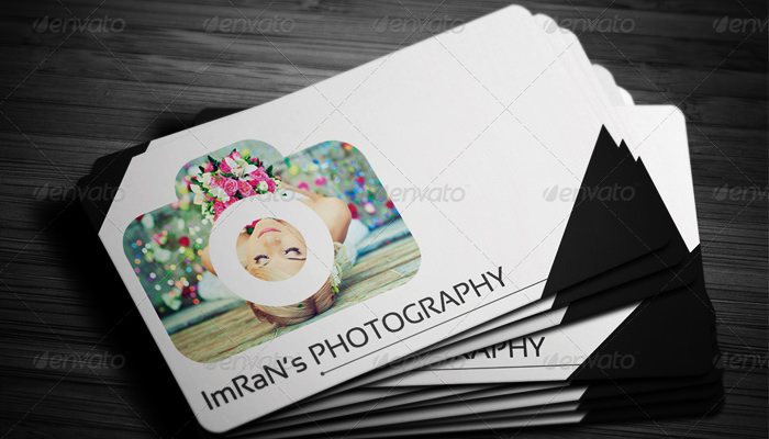 Imrans Bussiness and Photography Card