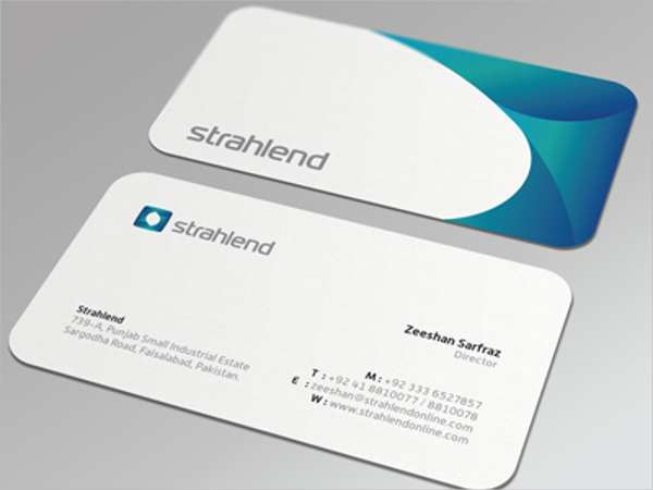 17 die cut business cards free download