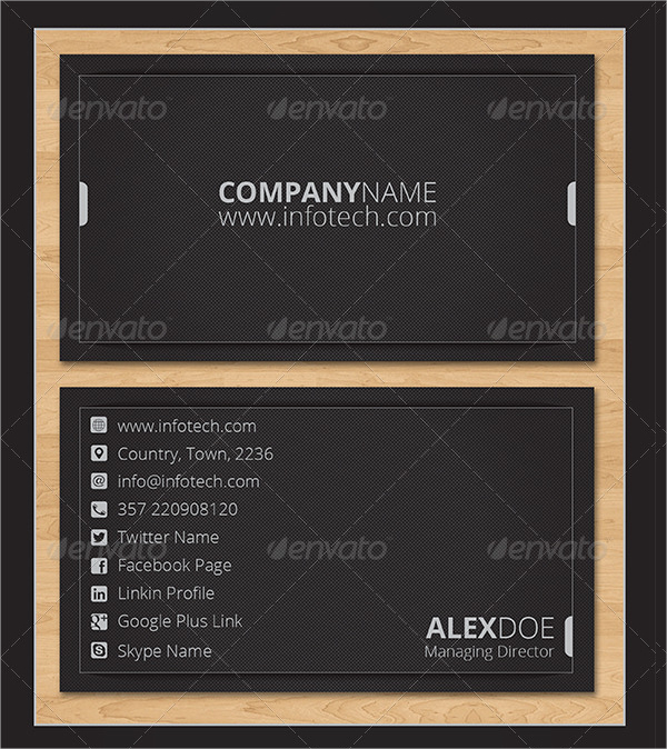 Download information technology business cards for free tidytemplates info tech business card template colourmoves