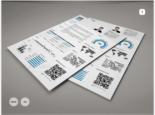 Infographic Resume Bundle