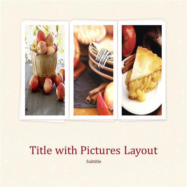 Interactive Restaurant Cook Book Template Design Download