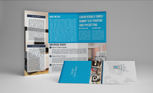 8 interior design brochure free download - Interior design brochure template free ...