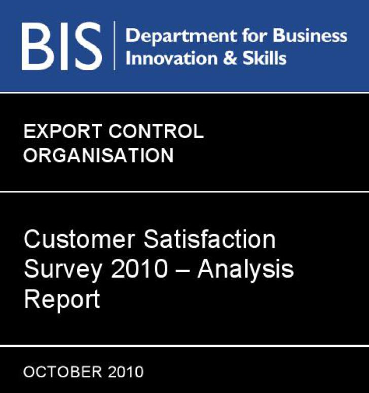 Internal Customer Satisfaction Survey Template
