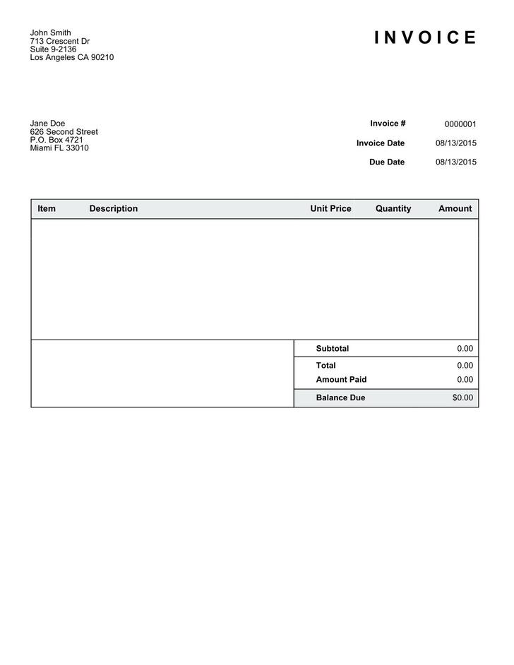 50 Receipt Templates Free Download