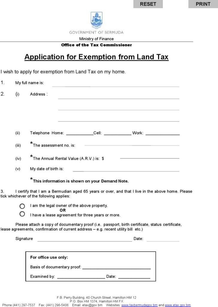 Lease Agreement Fax Cover Sheet