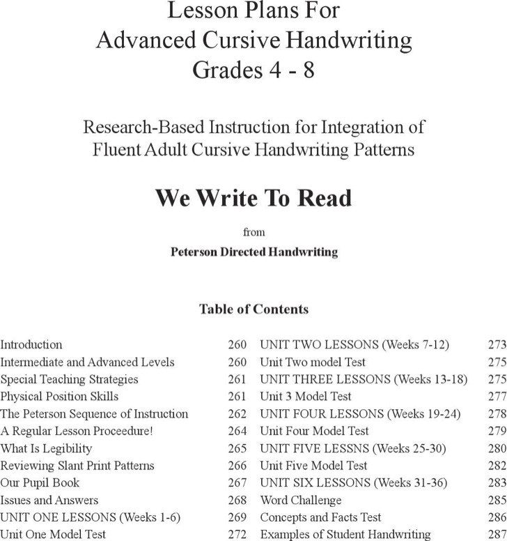 Lessons For Cursive Handwriting Template Example