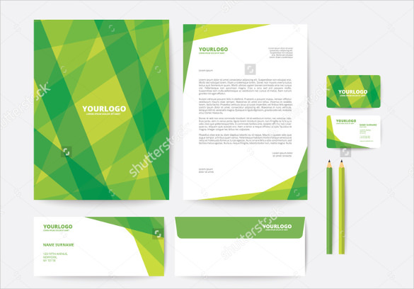 Letterhead Design Example Download