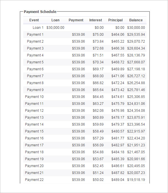 Loan Payment Calculator Online