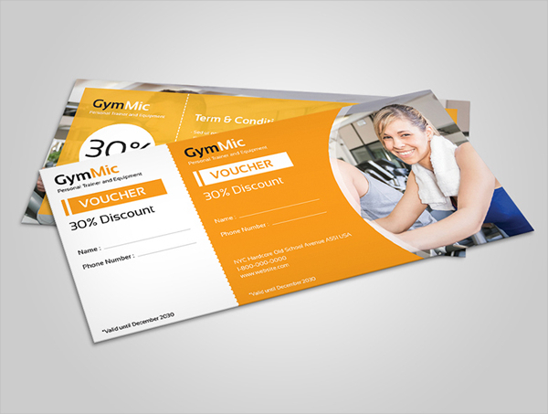 Loyalty Fitness Business Card