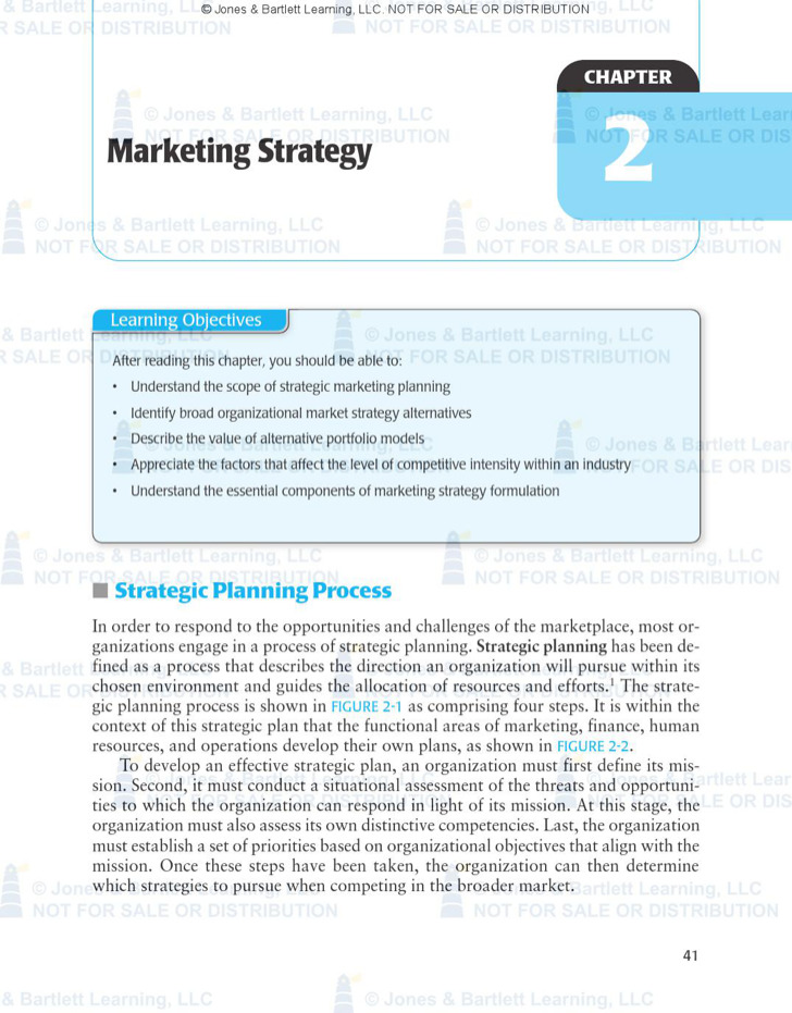 Marketing Strategy Template Download