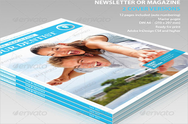Medical Newsletter or Magazine