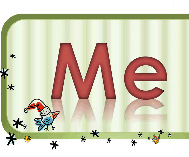 Merry Christmas Banner Template