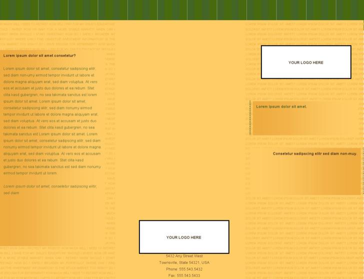 Microsoft Business Brochure Inside For Mac