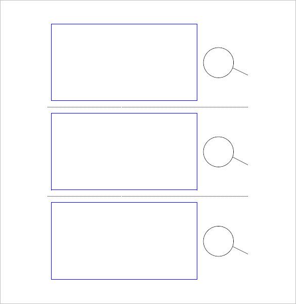Microsoft Word Door Hanger Template