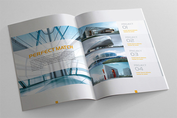 Modern Brochure Design Template