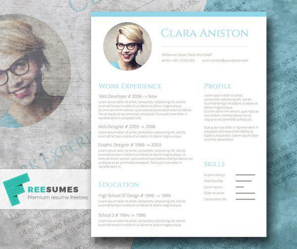 Modern, Clean Resume