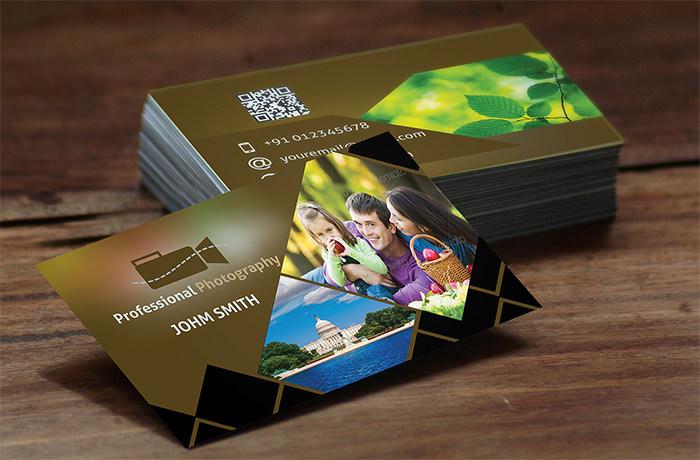 Modern Concept Design Card