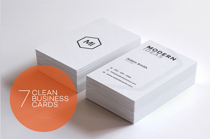 Modern Photographer Card