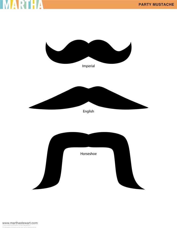 Mustache Template 1