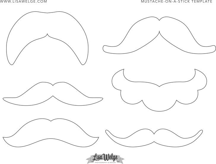 Mustache Template 2