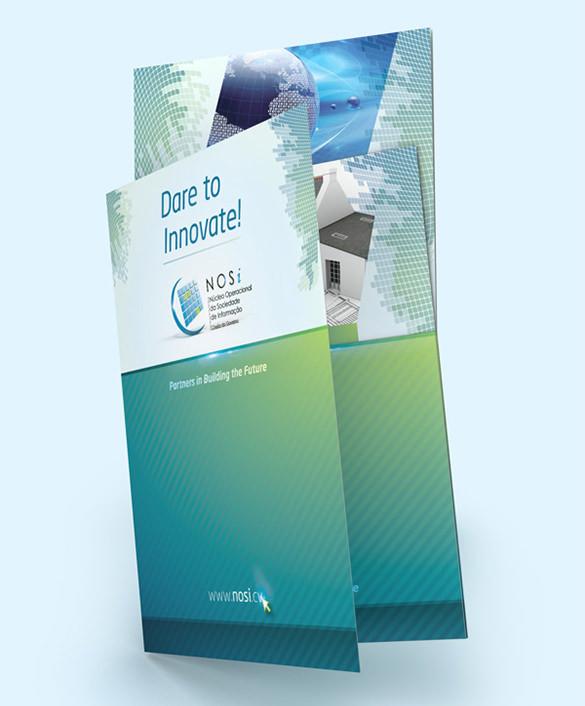 NOSi Event Brochure Template