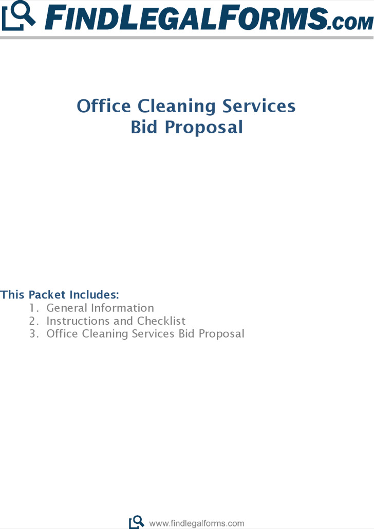8 Service Proposal Templates Free Download