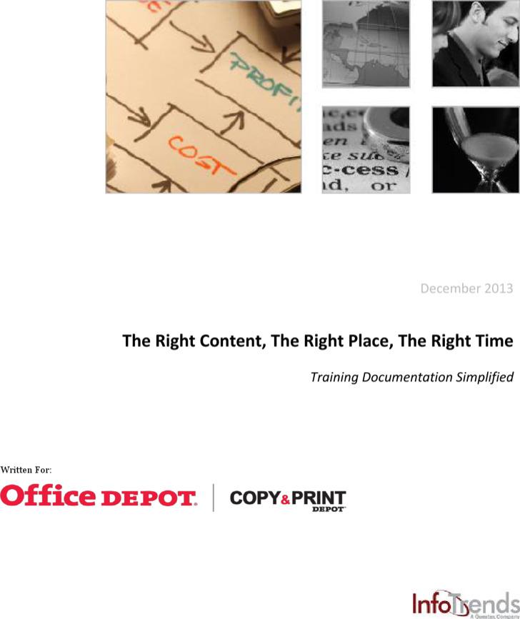 Office Depot Paper Template